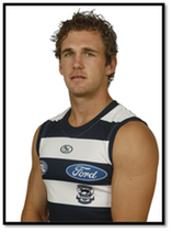 Joel Selwood will miss four weeks with suspension